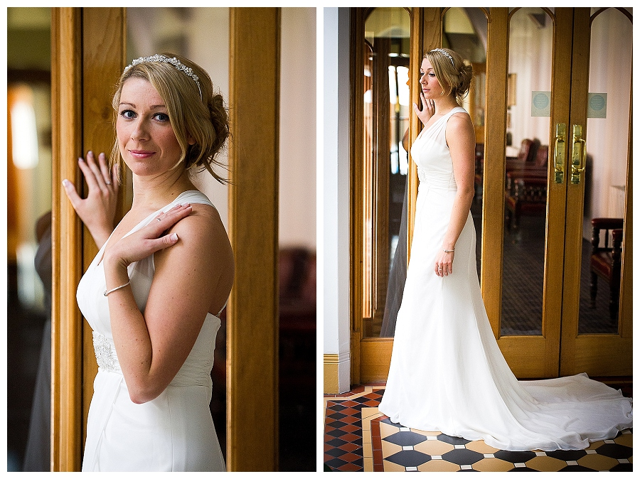 KLP Photography | Weddings | Reading Town Hall | Aisle B Yours Bridal Boutique9_019