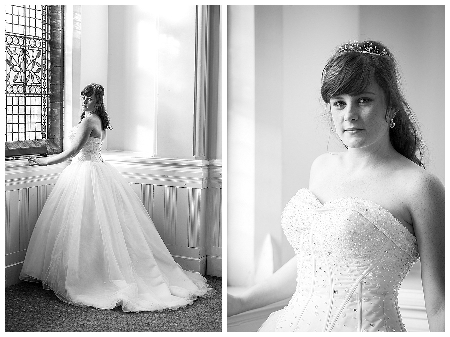 KLP Photography | Weddings | Reading Town Hall | Aisle B Yours Bridal Boutique