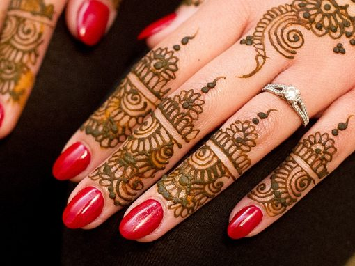 Pavun's Mehndi Night – Berkshire